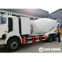 China XCMG 12CBM G12K Volumetric Concrete Mixer Truck 273kw CE ISO Certificated on sale