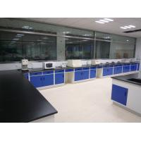 Anti Corrosion Adjustable Height Lab Table All Cold Rolled Steel Material Manufactures
