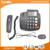 China TM-S003 New Arrival Caller ID Big Button Home use emergency phone sos elderly on sale