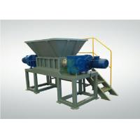 Heavy Duty Plastic Pipe Shredder Machine , Plastic Crusher Machine 30×2kw Manufactures