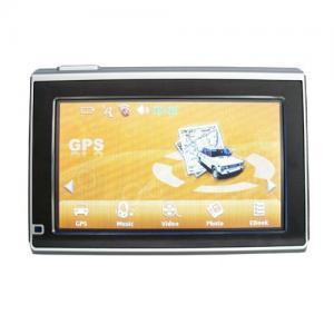 China 4.3 inch gps navigation system with bluetooth,gps navigator,car gps,gps on sale