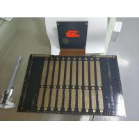 Quality Rigid Flexible Rigid PCB 1OZ Thickness Electric Gold ENIG Surface Finishing for sale