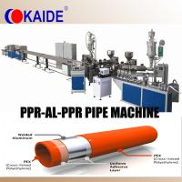 PPR-AL-PPR Composite Pipe Production Machine  20 years experience Manufactures