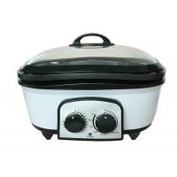 Non Stick Electric Multi Cooker Heat Resistant Cooking Body Large Capacity Manufactures