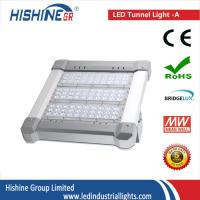 Natural White 220V Outdoor LED Tunnel Light Fixtures Bridgelux Chip IP65 Manufactures