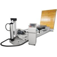 Digital Incline Package Impact Testing Equipment / Package Impact Tester Manufactures