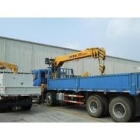 Quality 8ton Truck Mounted Mobile Crane (SQ8SK3Q) for sale