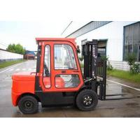 Hot sale electric telescopic fork lifts with cabin for warehouse from china manufacture Manufactures