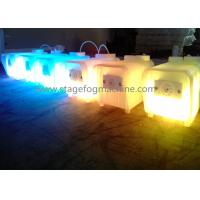 Indoor Mini Clear Housing LED Fog Machine Mist Maker 3 In 1 RGB Auto Stobe DJ Wedding Party  X-025A Manufactures