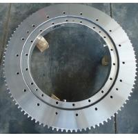 China crawling crane slewing bearing used for caterpillar crane,turntable bearing, swing bearing, slewing ring on sale