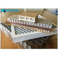 Air Conditioning Cold Catalyst Network Honeycomb Core , Aluminum Honeycomb Panels Manufactures