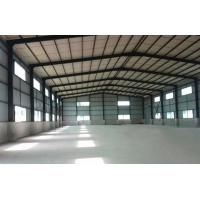 Quality Clear Span Metal Buildings Steel Structure Warehouse / Steel Framing Systems for sale