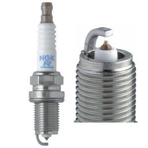 Standard Size Laser Platinum Spark Plug Superb Insulation Good Looking Appearance Manufactures