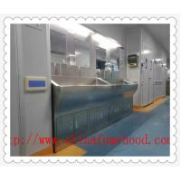 Durable Stainless Steel Science Lab Frniture For Cleaning Room OHSAS 18001 Manufactures