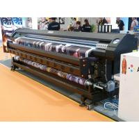 Cmyk Color Print Wide Format Inkjet Printer With High Speed And Resolution Manufactures
