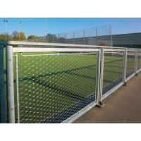 Durable Stainless Steel Cable Mesh, Flexible Wire Mesh For Balustrade Railing Manufactures