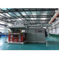 Rubber Bellows Molding Injection Machine 550 Ton With 12000CC Injection Volume Manufactures