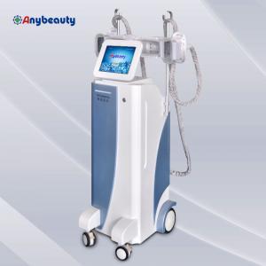 4 Cryo Handles Cryolipolysis Body Slimming Machine Anti Freezing Membrane