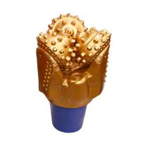9-7/8 IADC617 Milling Tooth Tricone Drill Bits , Reamer Bit For Oil Well Drilling Manufactures