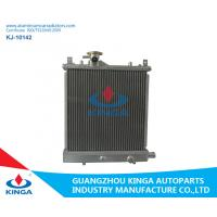 Suzuki Car Radiator for Wagon R Mt with OEM 17700-75f00 / 76g00 / 76g10 Thichness 40MM Manufactures