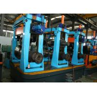 CE BV Listed Industrial Tube Mills Line / Steel Pipe Manufacturing Machine Manufactures