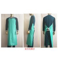 Eco - Friendly Protective Clothing Aprons PVC Film Anti - Oil Acid Wear Resistant Manufactures