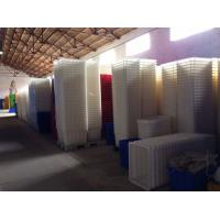 140Liter HDPE Cubic tank,Cubic Slkip bin ,plastic water tank Manufactures