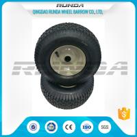 "Multifunctional Heavy Duty Casters Rubber Wheels 13""X5.00-6 For Wagon Cart Manufactures"