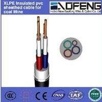 Low Voltage/Medium/High Voltage Power Cable xlpe insulated copper cable electrical Manufactures