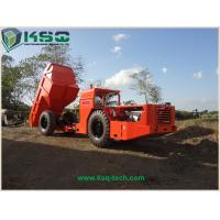 RT - 12 Commercial Dump Truck With DEUTZ Air Cooled Diesel Engine Manufactures