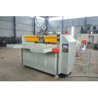 Automatic Creasing Corrugated Paper Making Machinery Die Cutting Manufactures