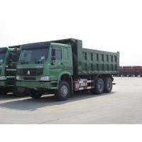 PriceFavorable SINOTRUK HOWO 6x4 Dump Truck Manufactures