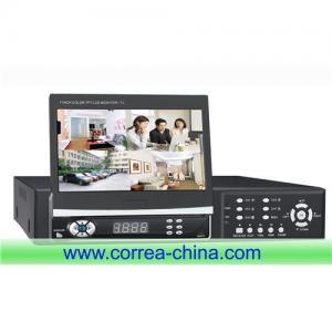Standalone DVR,H.264 DVR,Monitor DVR,7 inch hidden TFT DVR Manufactures