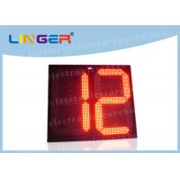 2 Digits Big Digit Countdown Timer , Countdown Digital Clock For Countdown Seconds Manufactures