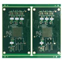 Buy cheap 4 layer FR-4 Multilayer PCB Circuit board Manufacturing with fast lead time from wholesalers