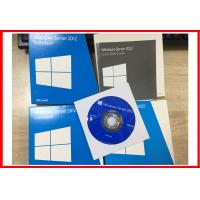 Standard Windows Server 2012 Retail Box 5cals Genuine Key License 64bit DVD Manufactures