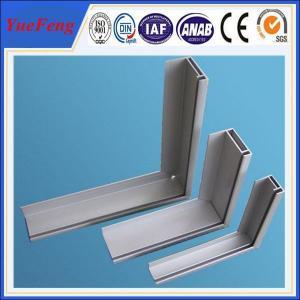 Quality anodized aluminum profile for solar aluminum extrusion, US aluminium profile for for sale