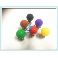 Multifunction Reusable ECG Electrodes Adapters Chest Suction With Bule / Grey Bulb Manufactures