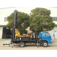 KW20 Portable Drilling Rig Machine Water Well Drilling Rigs Truck Mounted Manufactures