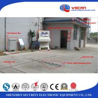 China 22 inch LCD Monitor Under Vehicle Surveillance System for under truck inspection on sale