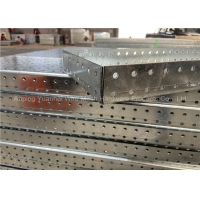 China 1300*203*50mm Building Construction Lintel Brackets Galvanized Preforated on sale