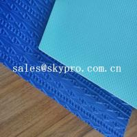 Durable eva shoe sole blue and green 3D printing 2-6 mm Thickness Manufactures
