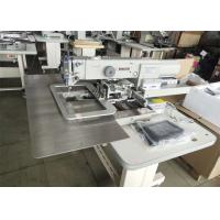 China Fully Automatic Stitching Machine , Automatic Tailoring Machine With Thread Cutter on sale