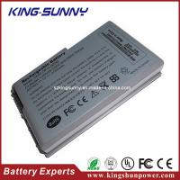 China Laptop Battery for Dell Inspiron 500M 510M 600M Latitude D500 D510 D600 D610 on sale