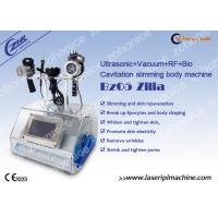 Mini Multi Function Beauty Equipment / Cavitation Slimming Machine For Weight Loss Manufactures