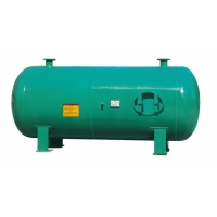 China Rotary 8 Bar Q235 1m3 Air Compressor Receiver Tank on sale