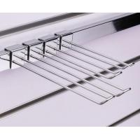 Quality Single Rod Pegboard Hook Slatwall Accessories For Supermarket for sale