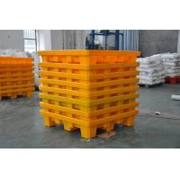 4 Drum Spill Containment pallets , Spill Pallet and Spill Deck for IBC Drum Spill containments Manufactures