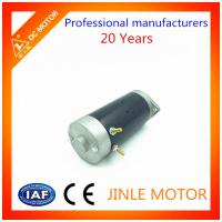 ZDY118 OD 80mm Permanent Magnet DC Motor 12V 1.2KW CW Rotation Manufactures