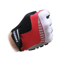 Quality Colored Printing Waterproof MTB Gloves , Waterproof Bicycle Gloves Customized Label for sale